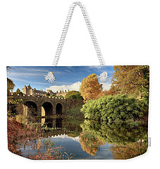 Drummond Garden Autumn Weekender Tote Bag