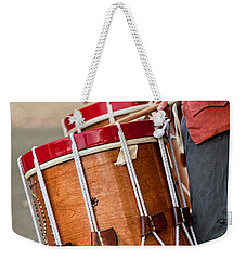 Drums Of The Revolution Weekender Tote Bag