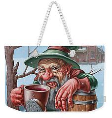 Drunkard Weekender Tote Bag