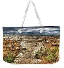 Dry Beach Weekender Tote Bag