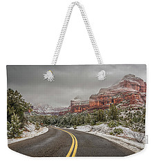 Boynton Canyon Road Weekender Tote Bag