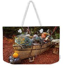 Dry Dock Art Weekender Tote Bag by Thom Zehrfeld