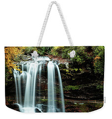 Dry Falls Autumn Splendor Weekender Tote Bag