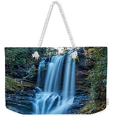 Dry Falls From The Base Weekender Tote Bag