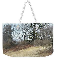 Dry Field Weekender Tote Bag