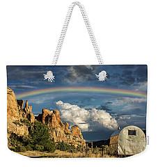 Dry Fork Dreamer Weekender Tote Bag
