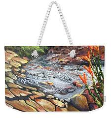 Dry Wash Weekender Tote Bag