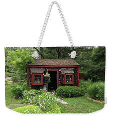 Drying Shed For Herbs Weekender Tote Bag
