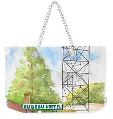 Du Beau Motel, Flagstaff, Arizona Weekender Tote Bag