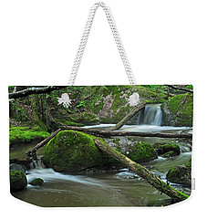 Dual Falls Weekender Tote Bag