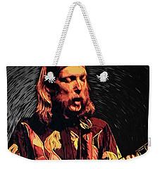 Duane Allman Weekender Tote Bag
