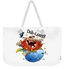 Dub-loons Weekender Tote Bag by Andy Catling
