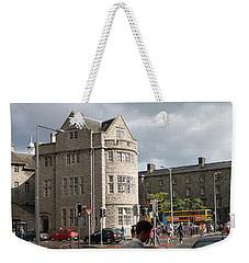 Dublin Near Pearse Street Weekender Tote Bag