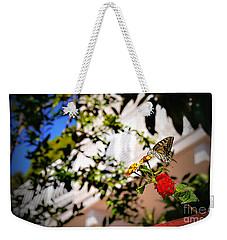 Dubrovniks Butterfly Weekender Tote Bag