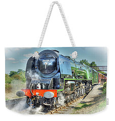 Duchess At Butterley Station Weekender Tote Bag