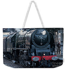 Duchess Of Sutherland Weekender Tote Bag