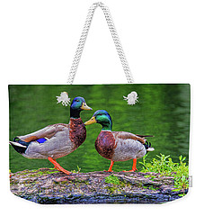 Duck Buddies Weekender Tote Bag