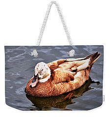 Duck Weekender Tote Bag