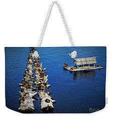 Duck Drop-inn Weekender Tote Bag