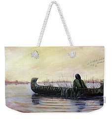Duck Hunter Weekender Tote Bag