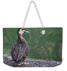 Duck Look Weekender Tote Bag