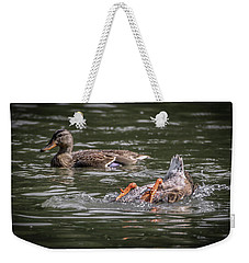 Duck Soup Weekender Tote Bag