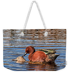 Ducky Delight Weekender Tote Bag