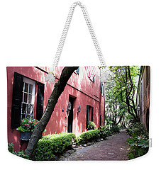 Dueler's Alley Weekender Tote Bag