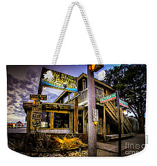 Duffy Street Seafood Shack Weekender Tote Bag