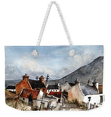 F 701  Dugort Clachan Achill Mayo Weekender Tote Bag