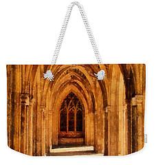 Duke Chapel Weekender Tote Bag