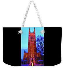 Duke University Chapel Weekender Tote Bag