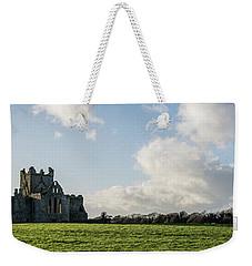 Dunbrody Abbey Weekender Tote Bag