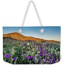 Dune In Bloom Weekender Tote Bag
