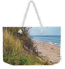 Weekender Tote Bag featuring the photograph Dune by Kendall McKernon