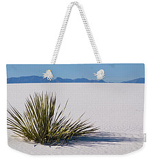Dune Plant Weekender Tote Bag by Marie Leslie