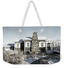 Dune Road Cottage Weekender Tote Bag