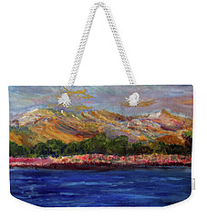 Dunes At Pilgrim Lake Weekender Tote Bag