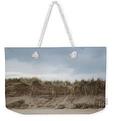 Dunes At Tentsmuir Against A Painterly Sky  Weekender Tote Bag