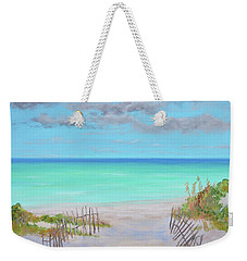Dunes Beach Weekender Tote Bag