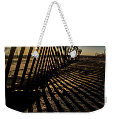 Dunes Shadows  Weekender Tote Bag