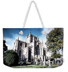 Dunfermline Weekender Tote Bag by Anthony Baatz
