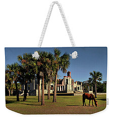 Weekender Tote Bag featuring the photograph Dungeness  by Jessica Brawley