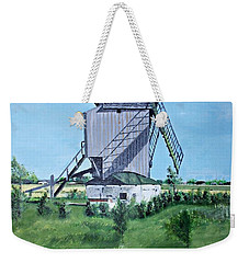 Dunkerque Windmill North Of France Weekender Tote Bag