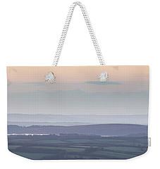 Dunkery Hill Morning  Weekender Tote Bag