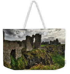 Dunluce Castle Weekender Tote Bag
