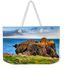 Dunnottar Castle Weekender Tote Bag