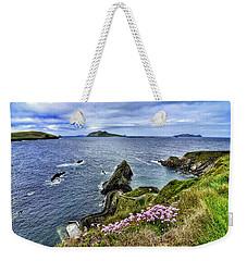 Dunquin Flowers  Weekender Tote Bag