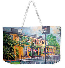 Dunraven Arms Hotel Adare Co Limerick Ireland Weekender Tote Bag