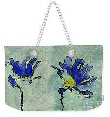Duo Daisies - 02dp3b22 Weekender Tote Bag